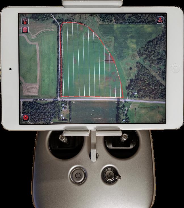 Drones Sentek Systems